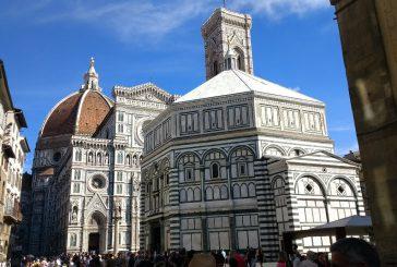 Nel 2017 crescono i visitatori dell'Opera Duomo Firenze, Battistero al top