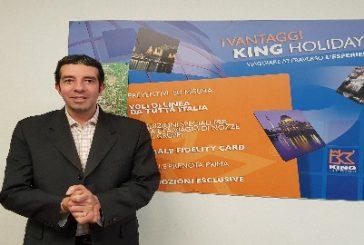 King Holidays potenzia la rete del Centro-Sud con Charles Hage Chahine