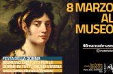 8 marzo al museo, ingresso gratis per le donne