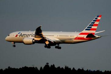 American Airlines introduce in Italia il Boeing 787 e potenzia voli per Dallas