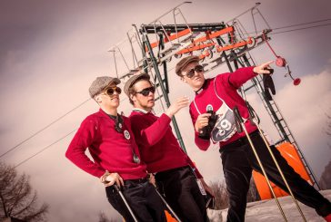 In Alta Badia weekend con 'The Ski carousel Vintage Party'
