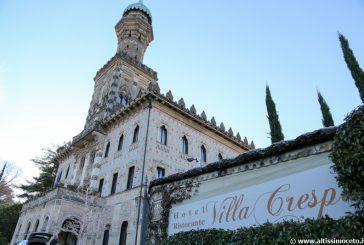 Il 30 marzo prende il via la nuova stagione del Relais et Chateaux Villa Crespi