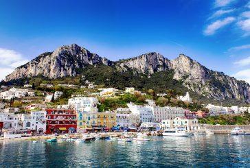 Capri località di mare top chic per camere hotel