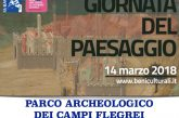 Per Giornata nazionale del paesaggio studenti faranno cicerone al Parco Campi Flegrei
