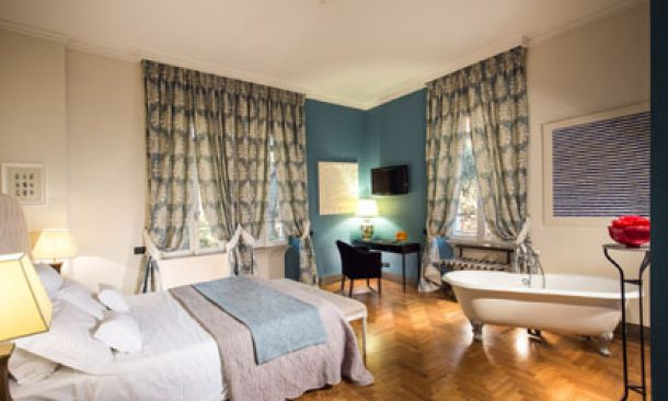Soggiorno di Pasqua chic all\'hotel Villa Linneo - Travelnostop