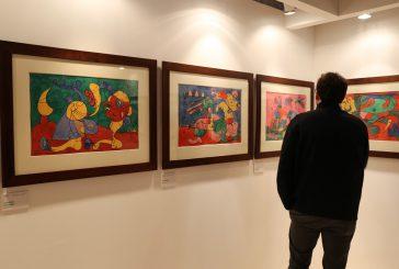 A Monopoli in mostra i colori di Mirò al Castello Carlo V