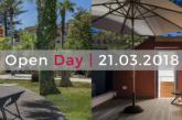 Il 21 marzo open day dedicato a TO e adv ai Giardini Mon Plaisir