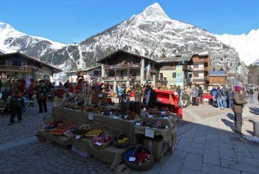 A Courmayeur primi weekend di aprile fra tradizione, acquisti e ultime sciate