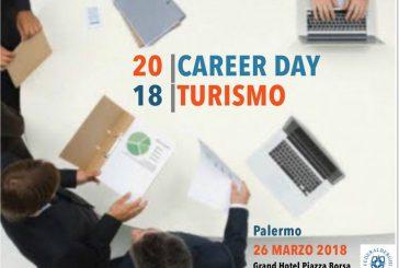 Lavorare nel turismo a Palermo, Federalberghi lancia il Career Day