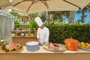 Palermo, nuovo appuntamento di gusto al Grand Hotel Villa Igiea