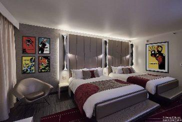 Dormire tra le braccia dei propri eroi a fumetti, ecco 8 hotel dedicati ai 'comics'