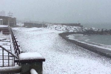 Boom di condivisioni sui social per il video di Genova sotto la neve
