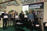 Outdoor Expo premia le idee vincenti del turismo, creative e sostenibili
