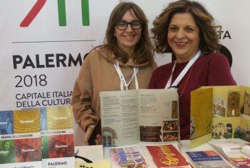 Palermo capitale cultura presente alla Bmt e a Travelexpo