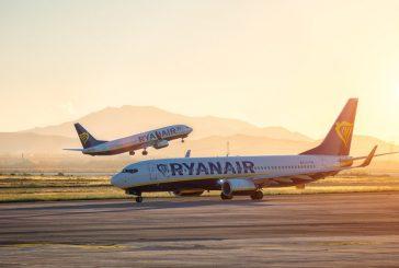 Ryanair per Natale aggiunge volo extra da Torino a Palermo