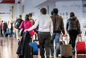 A marzo +7,3% di pax negli aeroporti italiani. Fiumicino e Ciampino a +1,8%