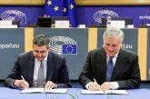 Tajani firma intesa con Unwto e poi inaugura anno turismo Ue-Cina