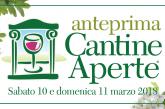 In alto i calici a Taranto per l'Anteprima di Cantine Aperte