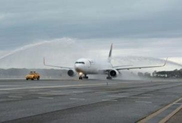 Latam inaugura il nuovo volo Roma-San Paolo