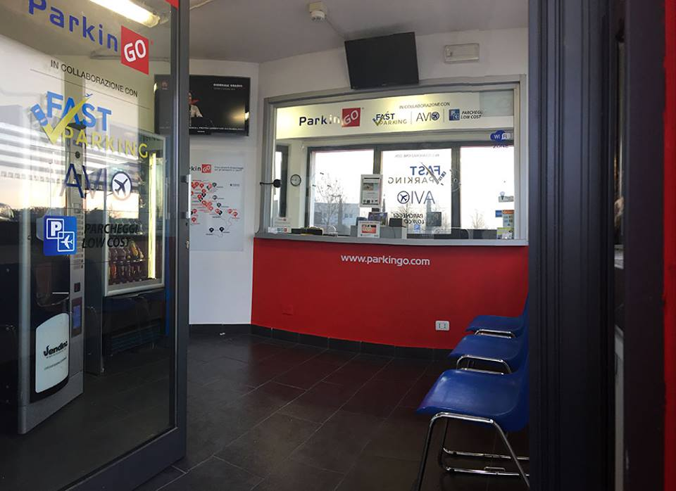 Aeroporto Treviso Parcheggio : Parcheggio firmato parkingo anche all aeroporto di treviso