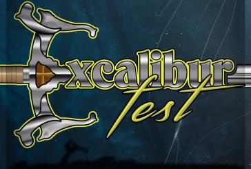 La saga di Excalibur protagonista di un evento al Castello Aragonese