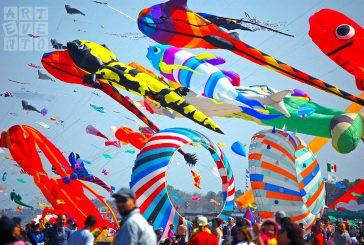 A Cervia torna il Festival internazionale dell'aquilone, Vietnam ospite d'onore