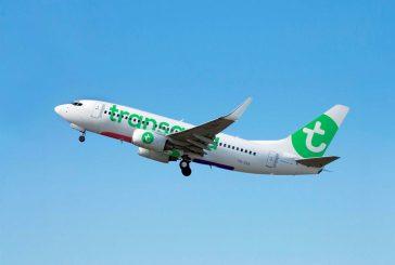 Transavia inaugura il nuovo volo da Roma per Nantes