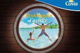 Costa Crociere lancia la campagna 'Raddoppia la tua Estate'