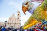 Al via la Festa dei Fiori: ad Acireale sboccia la primavera dei carri allegorici