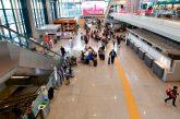Sciopero aerei, pochi disagi per i passeggeri a Fiumicino