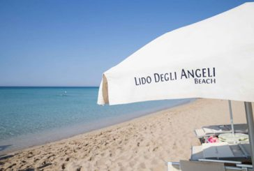 Appartamenti in spiaggia con il Lido degli Angeli Beach