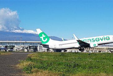 Transavia inaugura il volo Catania-Lione e dal 1 giugno si vola a Nantes