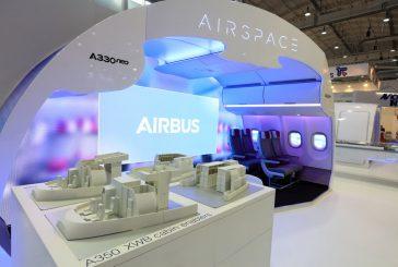 Airbus: dal 2020 posti letto, lounge e aree bimbi anche per chi vola in economy