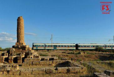 Torna l'Akragas Express da Caltanissetta alla Valle dei Templi