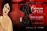 Alla Reggia di Caserta mostra multimediale e immersiva su Modigliani