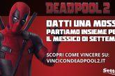 Settemari partner del lancio di 'Deadpool2': in palio un soggiorno in Riviera Maya