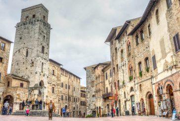 San Gimignano, crolla tratto mura medievali: nessun ferito