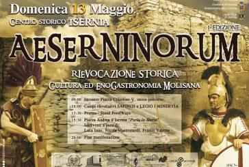 Isernia fa un tuffo nel passato con 'Aeserninorum'