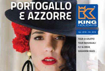 In adv 'Spagna, Portogallo e Azzorre' di King Holidays