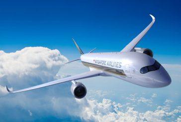 Singapore Airlines la più amata al mondo, Air Dolomiti al top in Italia