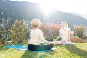 'Invito allo yoga' all' ADLER Spa Resort Dolomiti