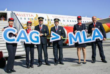 Air Malta inaugura nuove rotte da Londra Southend e Malta per Cagliari