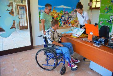 Gardaland lancia 'Easy Rider', accompagnamento per persone disabili