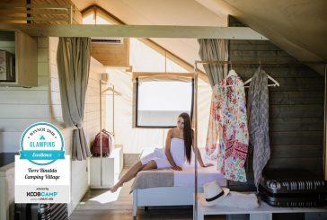 Il miglior campeggio per il Glamping in Italia è il Torre Rinalda Camping Village di Lecce