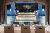 Cena gourmet a otto mani a Villa Neri Resort e Spa con tre cuochi stellati
