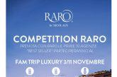 Al via il contest di 'Raro': per le 10 adv più meritevoli fam trip a Singapore e Malesia