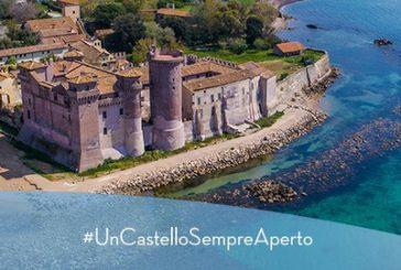 A Santa Severa apre un ostello in un castello sul mare