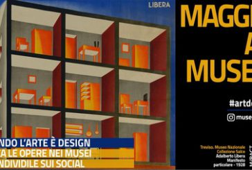 Mibact avvia nuova campagna social di maggio con l'hashtag 'artdesign'