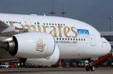 Aereo Emirates da Dubai in quarantena al JFK, 100 passeggeri con febbre e tosse