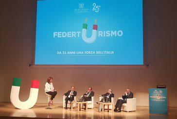 Auguri Federturismo, da 25 anni una forza dell'Italia